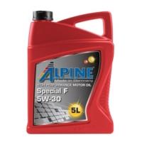 Моторное масло Alpine Special F 5W-30