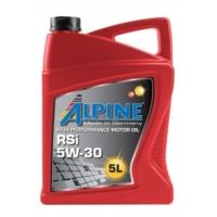 Моторное масло Alpine RSi 5W-30
