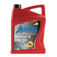 Моторное масло Alpine Special V 0W-30