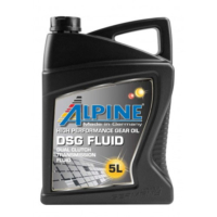 alpine dsg fluid 5