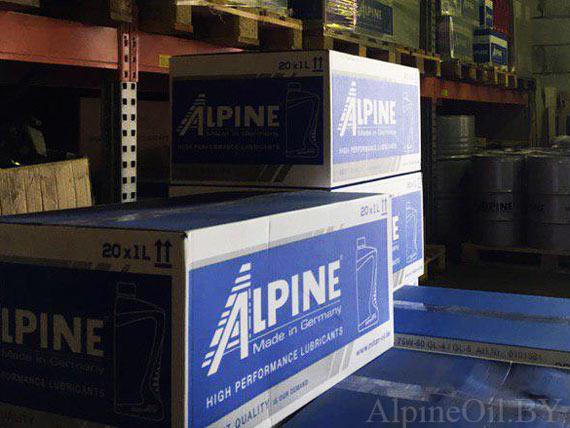 Продукция Alpine